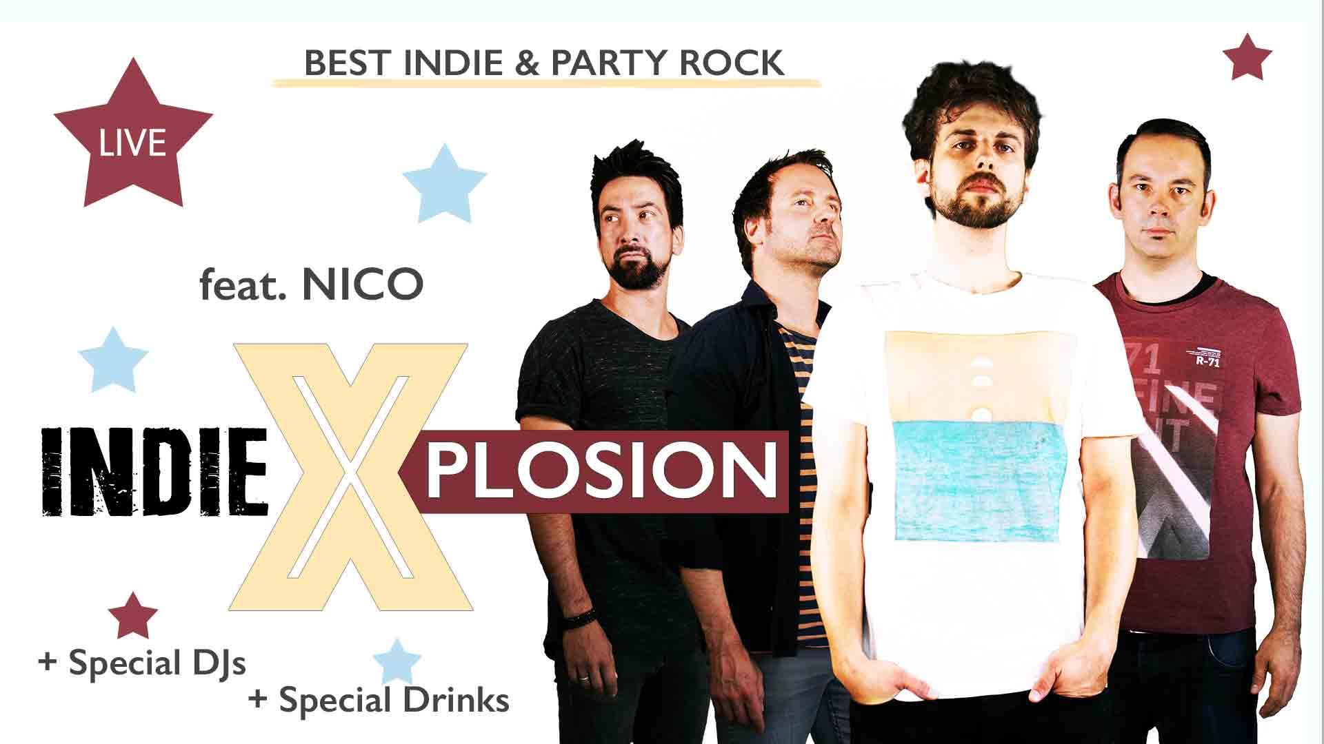 Flyer Indie X-plosion