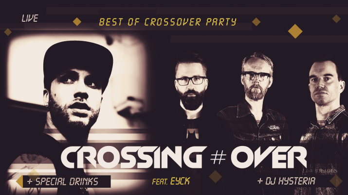 Crossing Over - DJ Hysteria