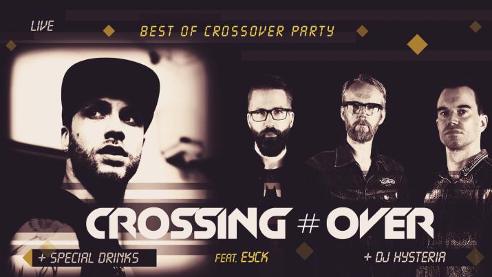 Crossing Over - DJ Hysteria