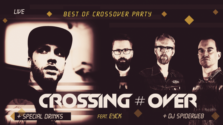 Crossing Over - DJ Spiderweb
