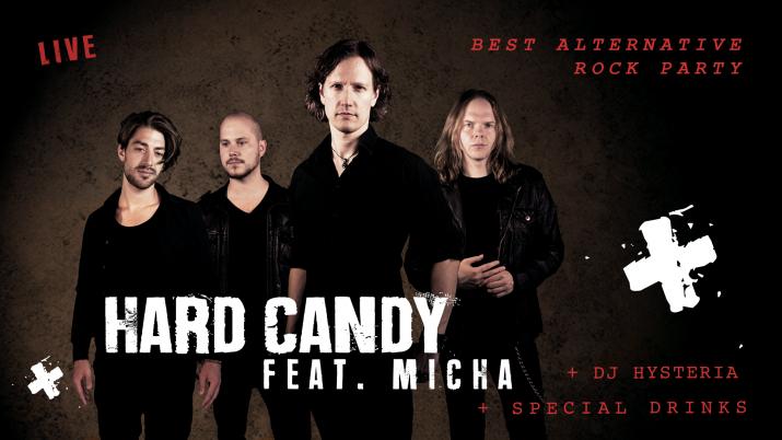 Hard Candy - DJ Hysteria