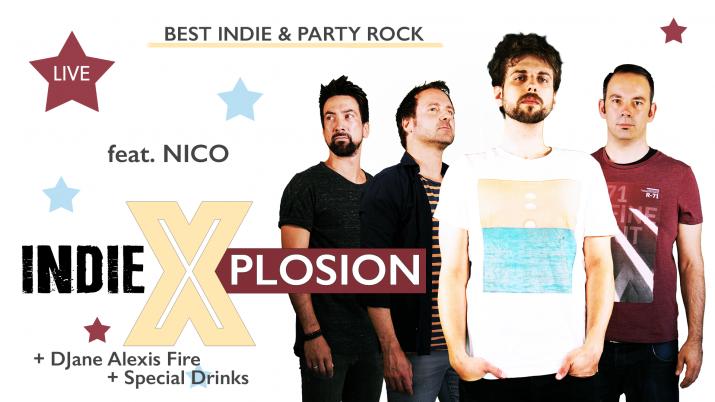 Indie X-plosion - DJane Alexis Fire