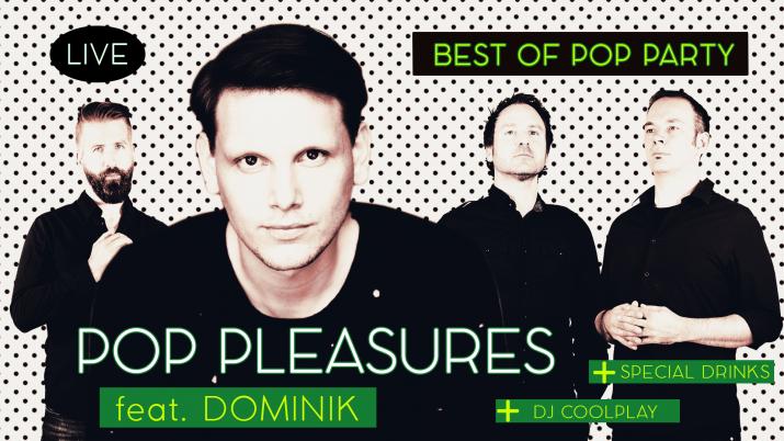 Pop Pleasures - DJ Coolplay