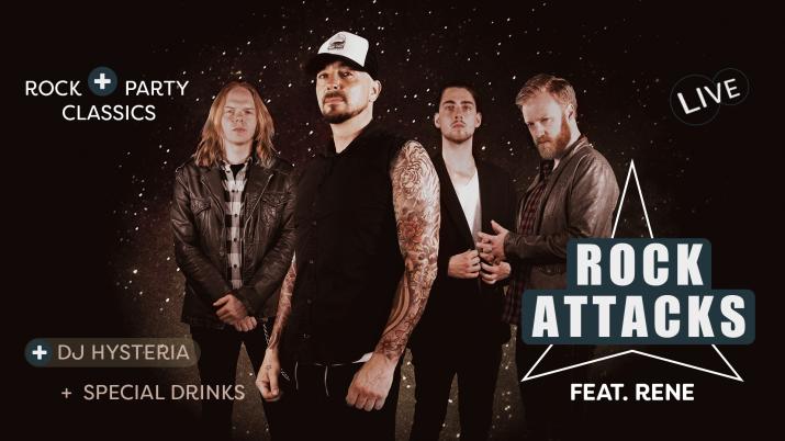 Rock Attacks - DJ Hysteria