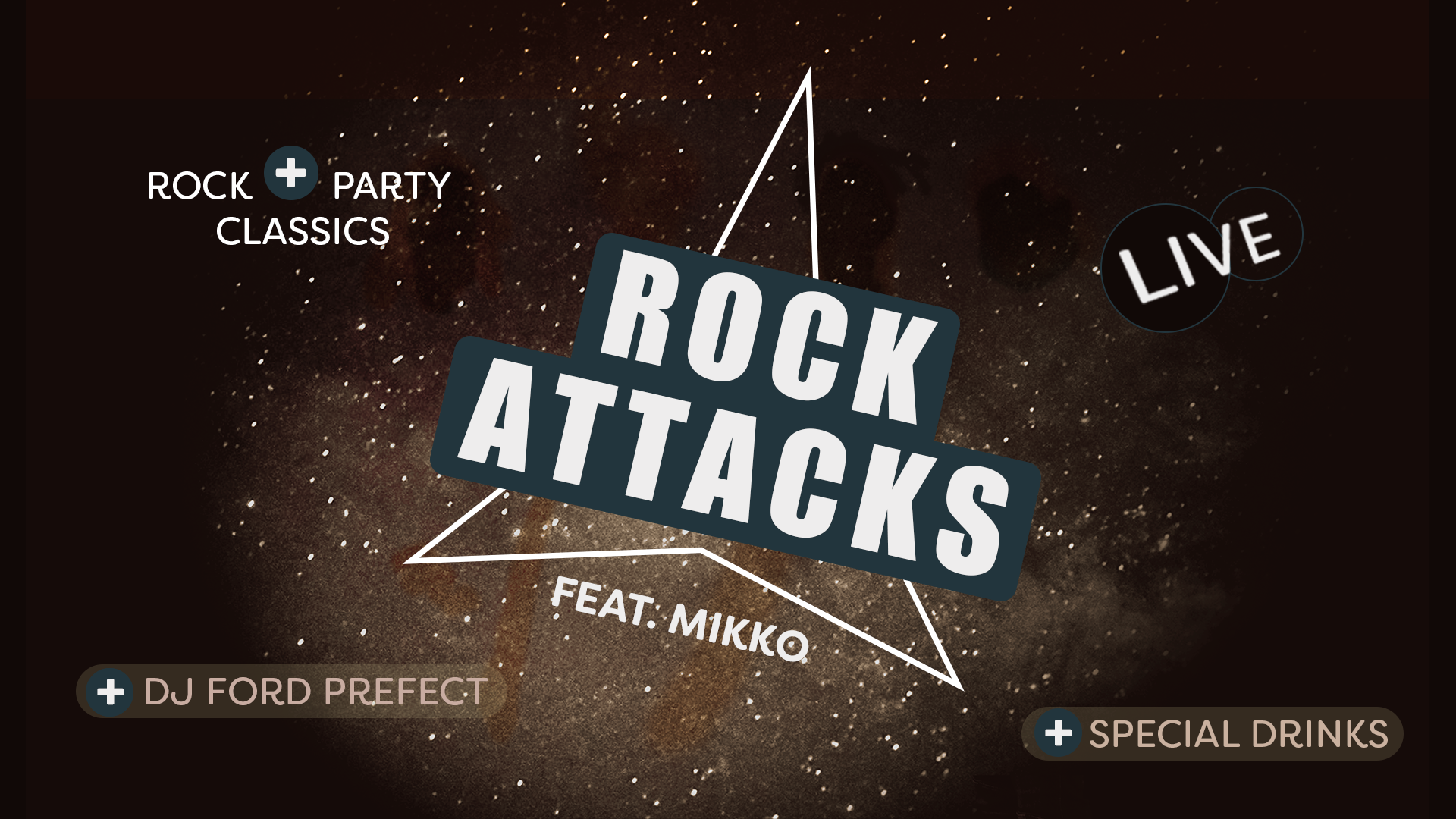 Rock Attacks - Mikko - DJ FordPrefect