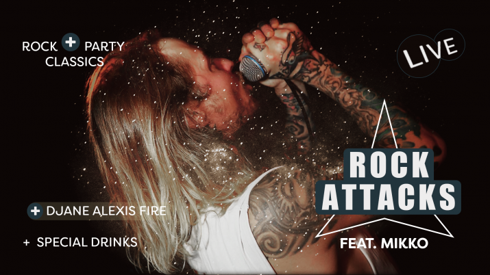 Rock Attacks feat Mikko - DJane Alexis Fire