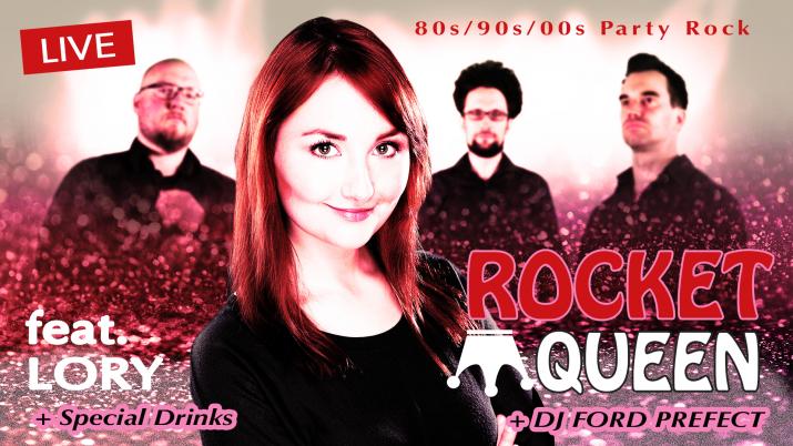 Rocke tQueen - Lory - DJ FordPrefect