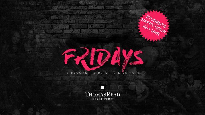 Fridays Flyer