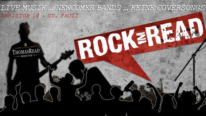 Flyer Rock im Read
