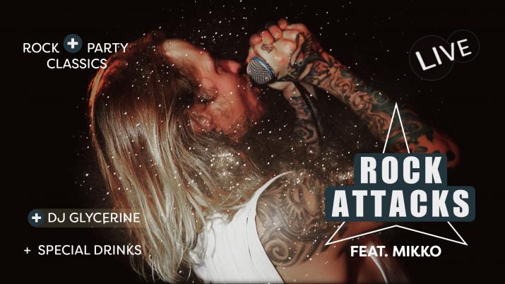 Rock Attacks feat. Mikko - DJ Glycerine