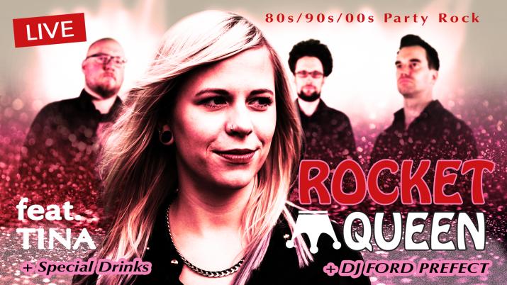 Rocket Queen - DJ - FordPrefect