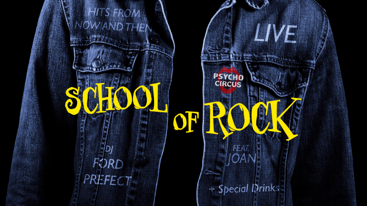 School Of Rock - DJ Ford Prefect