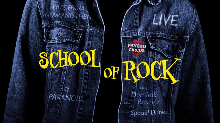 School Of Rock - DJ Paranoid